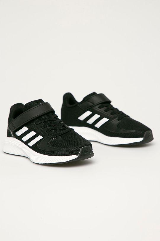 adidas - Dětské boty Runfalcon 2.0 C černá