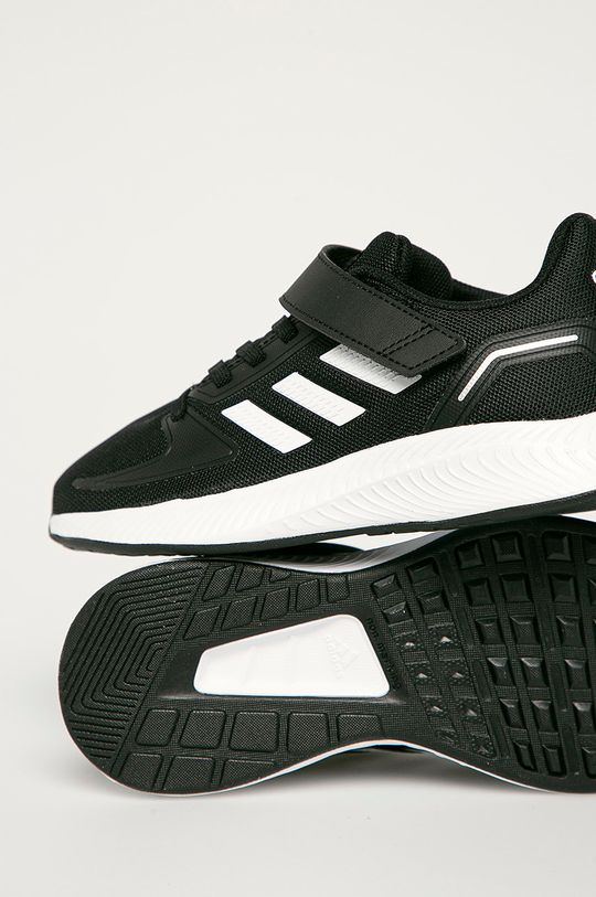 černá adidas - Dětské boty Runfalcon 2.0 C