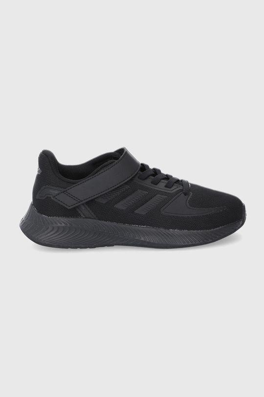 czarny adidas - Buty dziecięce Runfalcon 2.0 Dziecięcy
