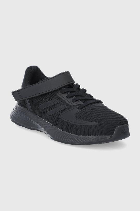 adidas - Buty dziecięce Runfalcon 2.0 czarny