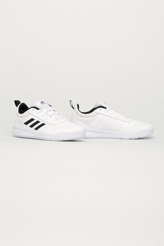 adidas - Detské topánky Tensaur K biela