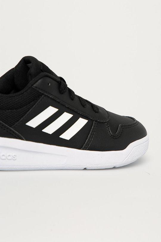 czarny adidas - Buty dziecięce Tnsaur