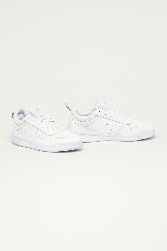 adidas - Детские ботинки Tensaur K белый