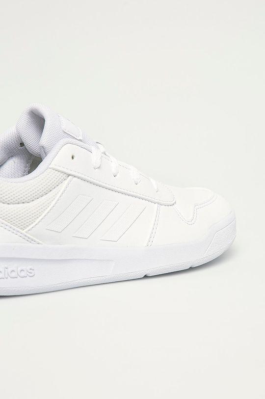 adidas - Детские ботинки Tensaur K  Голенище: Синтетический материал Внутренняя часть: Текстильный материал Подошва: Синтетический материал