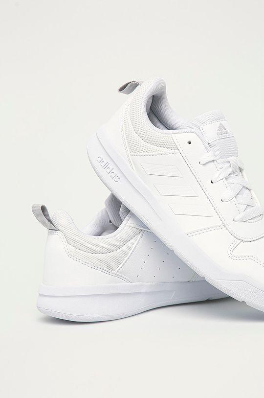 белый adidas - Детские ботинки Tensaur K