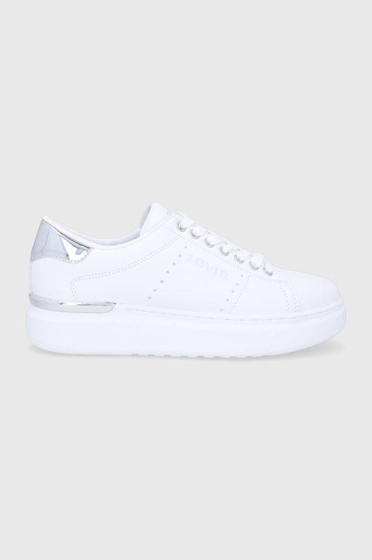 biały Levi's - Buty dziecięce Dziecięcy