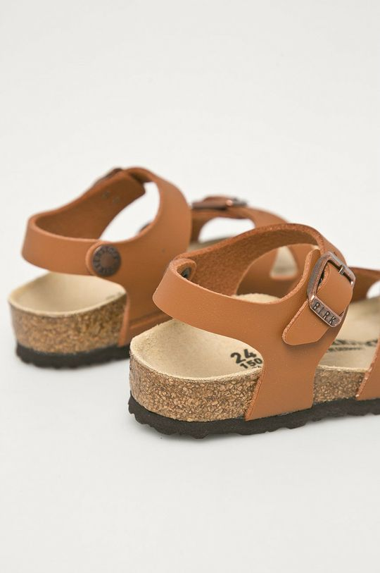 Birkenstock - Sandały dziecięce Rio Cholewka: Materiał syntetyczny, Wnętrze: Materiał tekstylny, Skóra zamszowa, Podeszwa: Materiał syntetyczny
