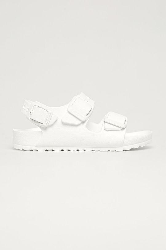 biały Birkenstock - Sandały dziecięce Milano Eva Dziecięcy