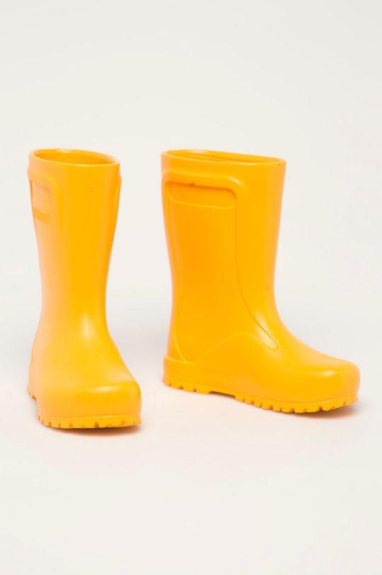 Birkenstock - Dětské holínky Derry žlutá