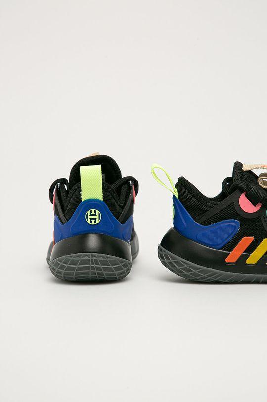 adidas Performance - Dětské boty Harden Stepback 2  Svršek: Umělá hmota, Textilní materiál Vnitřek: Textilní materiál Podrážka: Umělá hmota