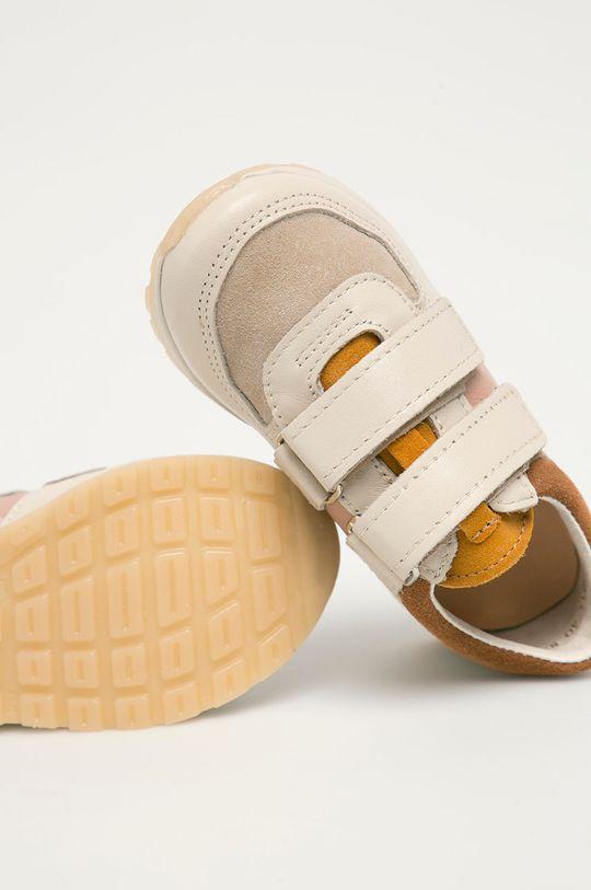 tělová Mrugała - Dětské kožené boty
