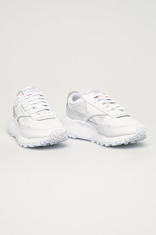 Reebok Classic - Pantofi copii CL Legacy alb