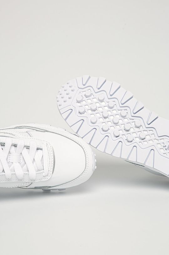 alb Reebok Classic - Pantofi copii CL Legacy