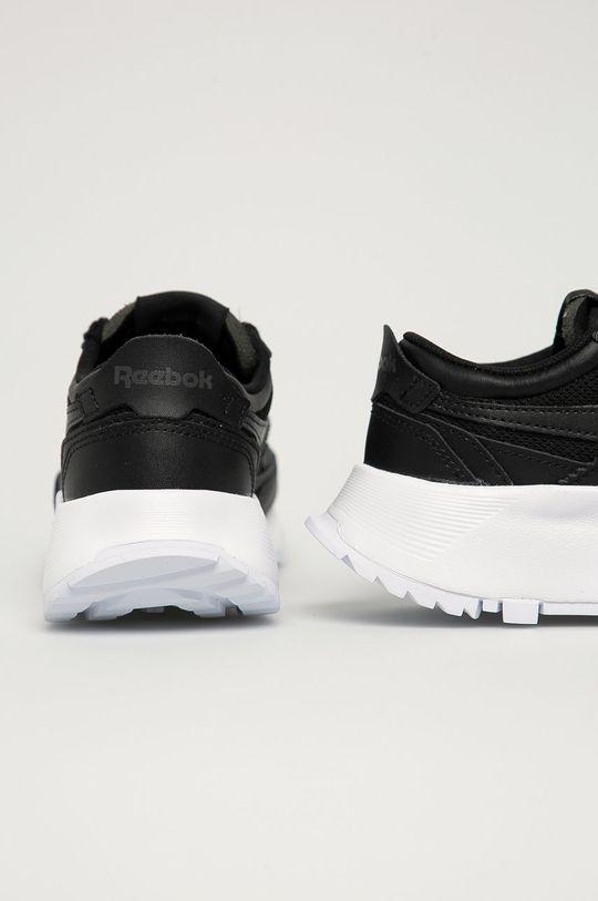 Reebok Classic - Dětské kožené boty CL Legacy  Svršek: Textilní materiál, Přírodní kůže Vnitřek: Umělá hmota, Textilní materiál Podrážka: Umělá hmota