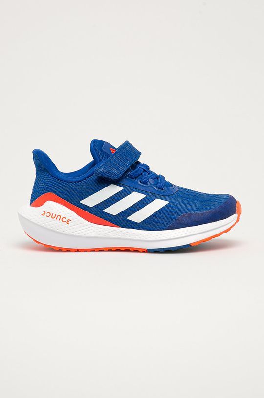 modrá adidas Performance - Detské topánky EQ21 Run Detský