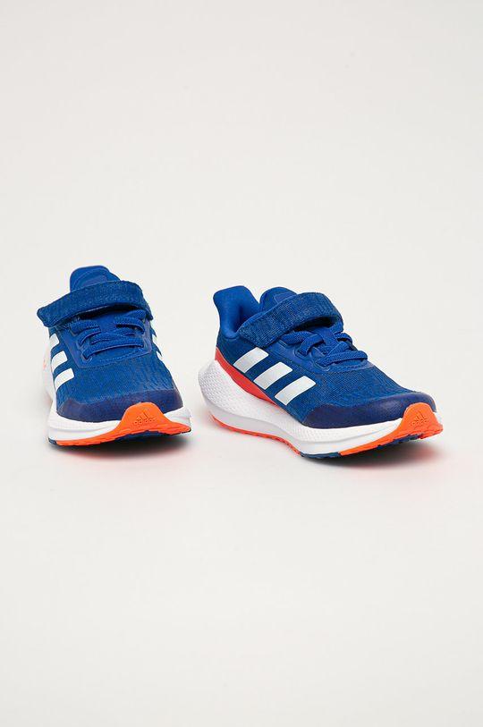 adidas Performance - Detské topánky EQ21 Run modrá