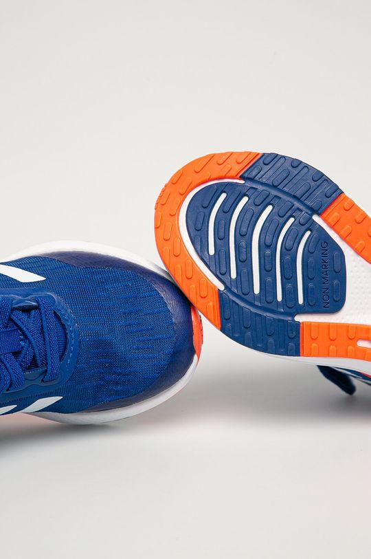 modrá adidas Performance - Detské topánky EQ21 Run