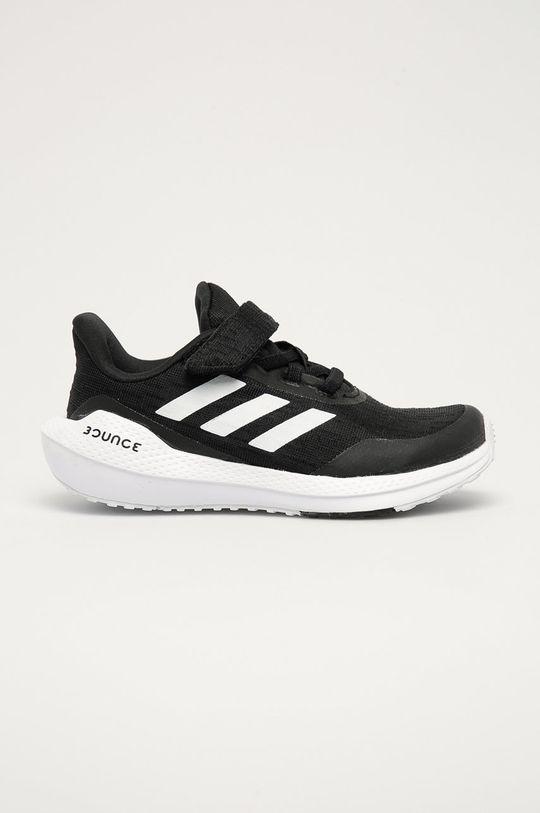 czarny adidas Performance - Buty dziecięce EQ21 Run Dziecięcy