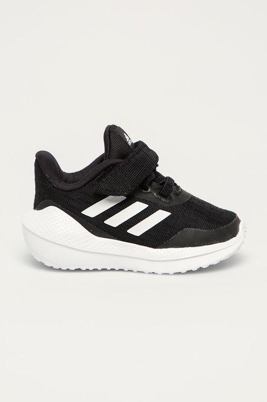 czarny adidas Performance - Buty dziecięce Run El I Dziecięcy