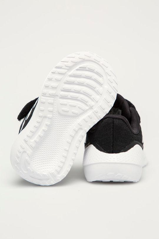 adidas Performance - Buty dziecięce Run El I Cholewka: Materiał tekstylny, Wnętrze: Materiał tekstylny, Podeszwa: Materiał syntetyczny