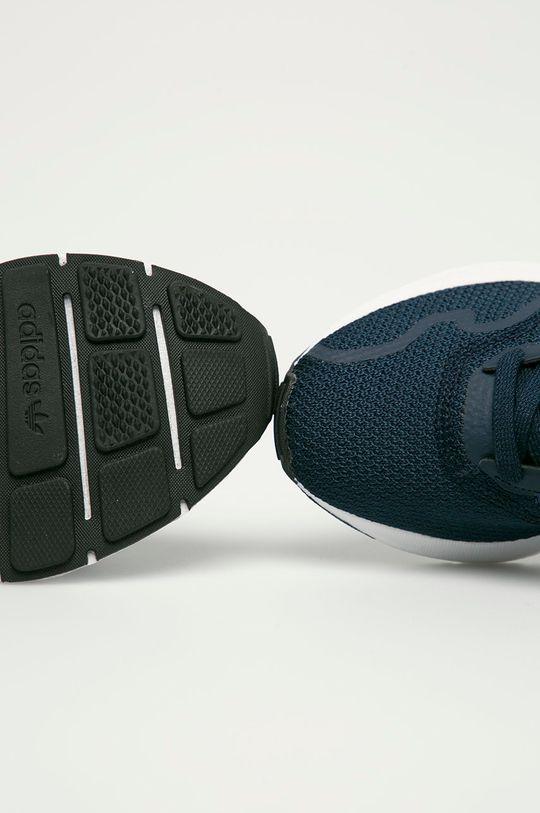 granatowy adidas Originals - Buty dziecięce Swift Run X