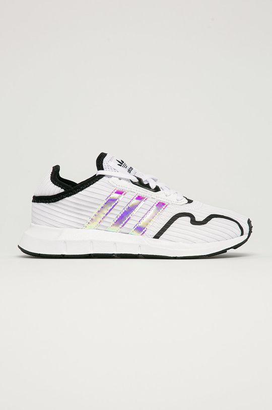 alb adidas Originals - Pantofi copii Swift Run X De copii