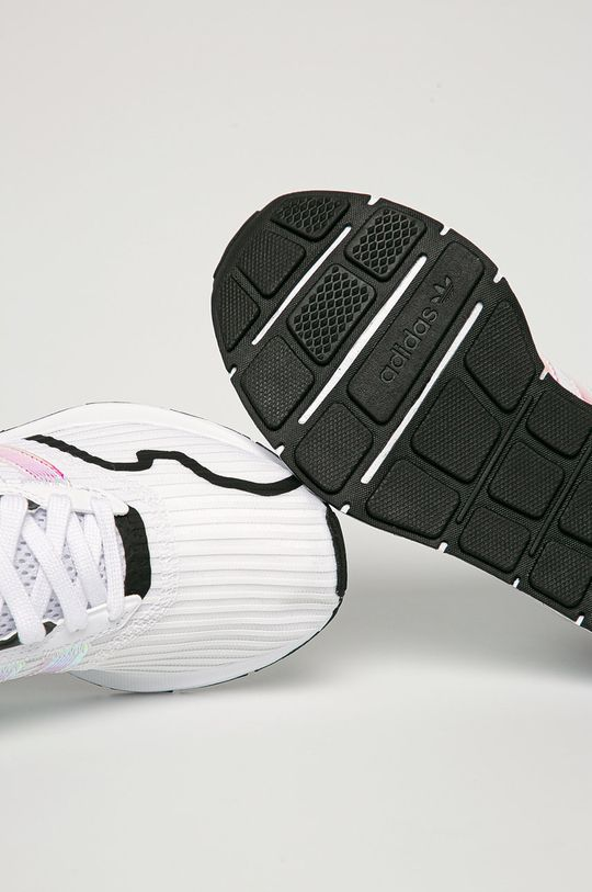 alb adidas Originals - Pantofi copii Swift Run X