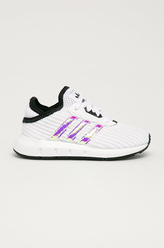 biela adidas Originals - Detské topánky Swift Run X C Detský