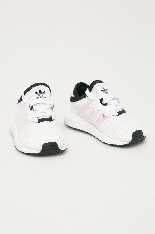adidas Originals - Dětské boty Swift Run X bílá