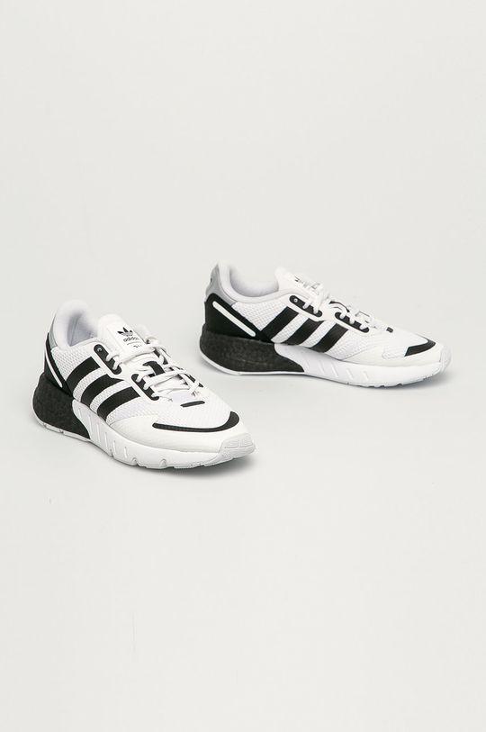 adidas Originals - Detské topánky ZX 1K biela