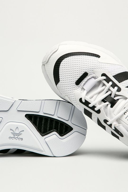 biela adidas Originals - Detské topánky ZX 1K