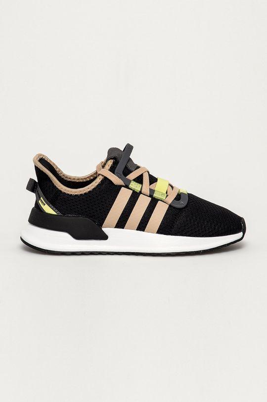 černá adidas Originals - Dětské boty Path Run Dětský