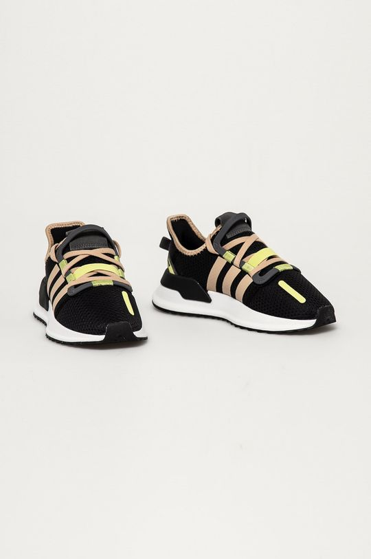 adidas Originals - Dětské boty Path Run černá