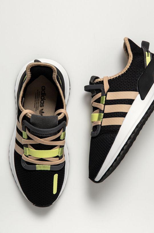 adidas Originals - Dětské boty Path Run  Svršek: Umělá hmota, Textilní materiál Vnitřek: Textilní materiál Podrážka: Umělá hmota