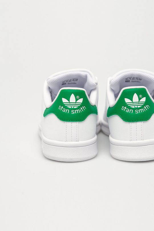 adidas Originals - Buty dziecięce Stan Smith Cholewka: Materiał syntetyczny, Wnętrze: Materiał tekstylny, Podeszwa: Materiał syntetyczny