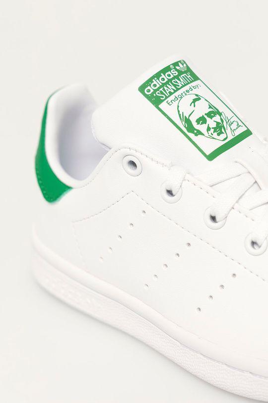 adidas Originals - Buty dziecięce STAN SMITH Cholewka: Materiał syntetyczny, Wnętrze: Materiał syntetyczny, Materiał tekstylny, Podeszwa: Materiał syntetyczny