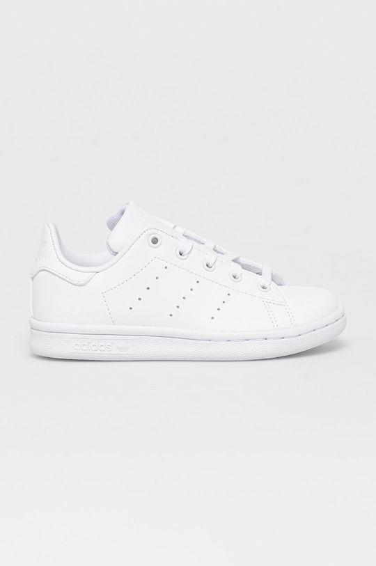 biały adidas Originals - Buty dziecięce Dziecięcy