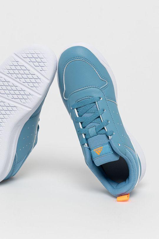 jasny niebieski adidas - Buty dziecięce TENSAUR K