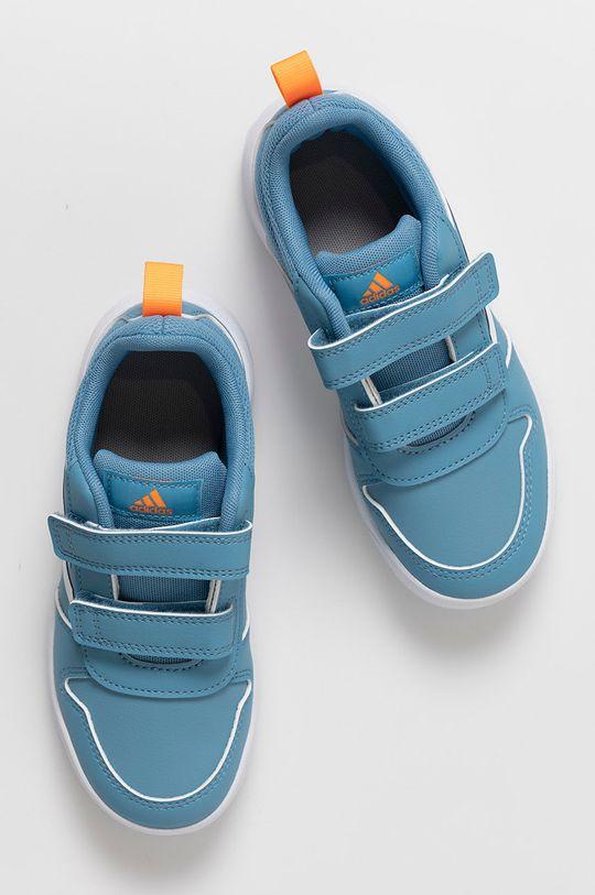 svetlomodrá adidas - Detské topánky TENSAUR C