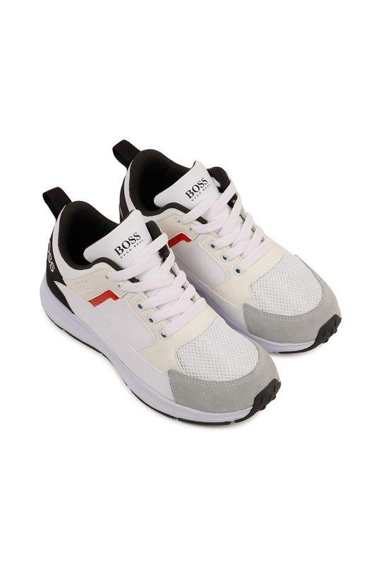 bílá Boss - Dětské boty Dětský