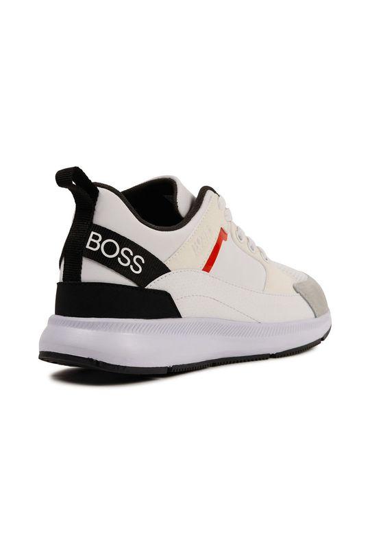 Boss - Dětské boty  Svršek: Umělá hmota, Textilní materiál, Semišová kůže Podrážka: Umělá hmota Vložka: Textilní materiál