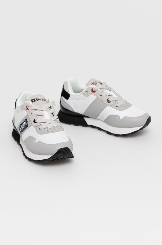 Big Star - Pantofi copii alb