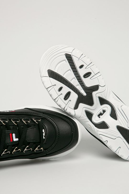 negru Fila - Pantofi copii Strada