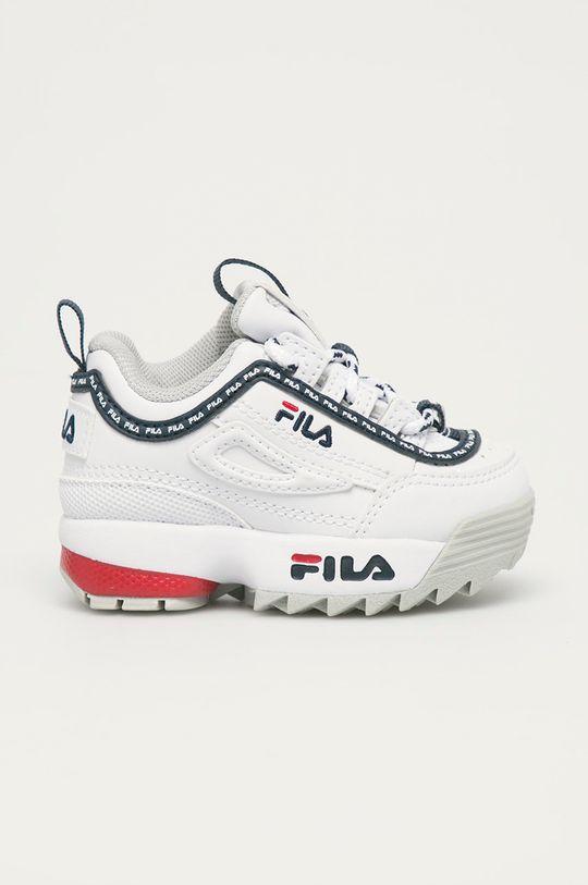 biela Fila - Detské topánky Disruptor Detský