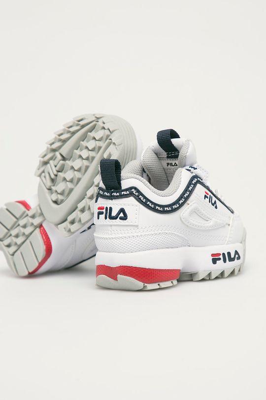 Fila - Detské topánky Disruptor  Zvršok: Syntetická látka Vnútro: Textil Podrážka: Syntetická látka