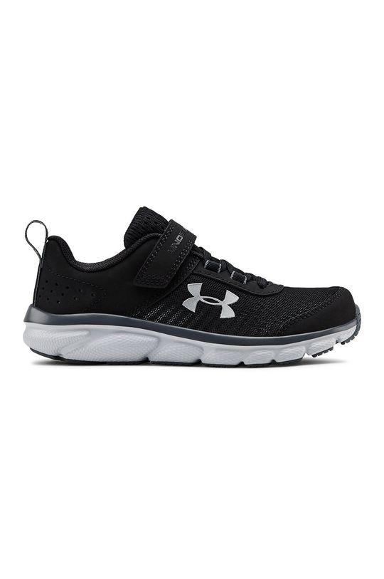 černá Under Armour - Dětské boty Ps Assert 8 AC Dětský