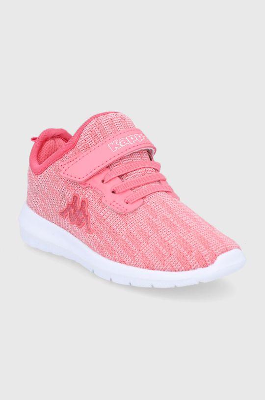 Kappa - Detské topánky Gizeh sýto ružová