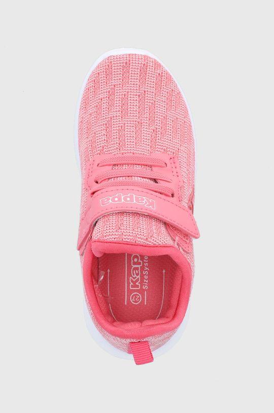 sýto ružová Kappa - Detské topánky Gizeh
