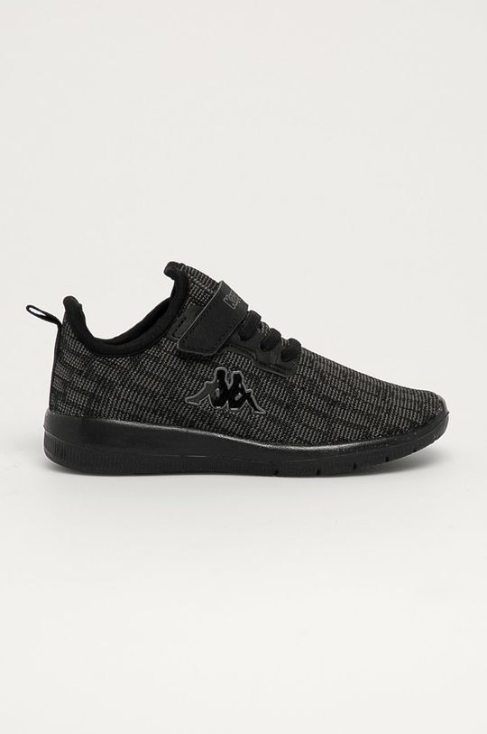 černá Kappa - Dětské boty Gizeh Dětský