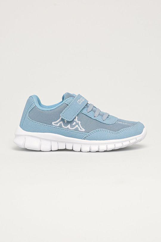 světle modrá Kappa - Dětské boty Follow Dětský